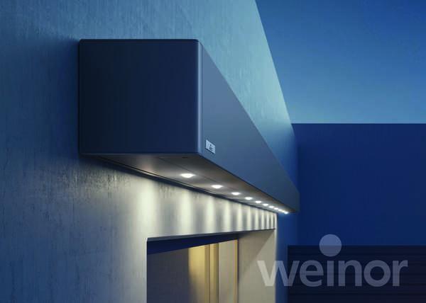 Barre LED - Weinor