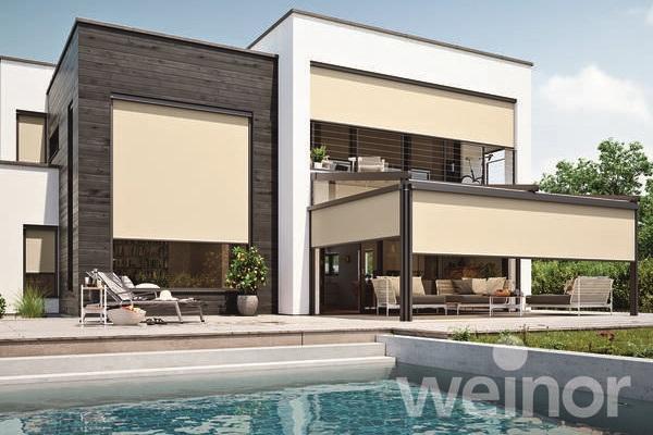 Store vertical pour votre espace bioclimatique