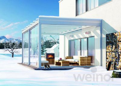 Espace bioclimatique - Terazza Pure de Weinor