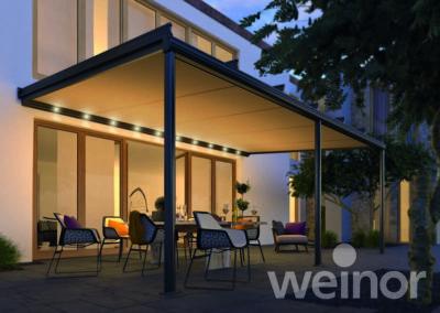 Store de toiture - Weinor