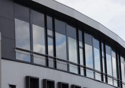 Fenêtre alu - Contrôle technique