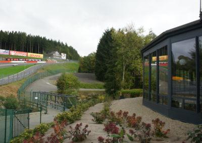 Châssis alu - Eau rouge à Francorchamps